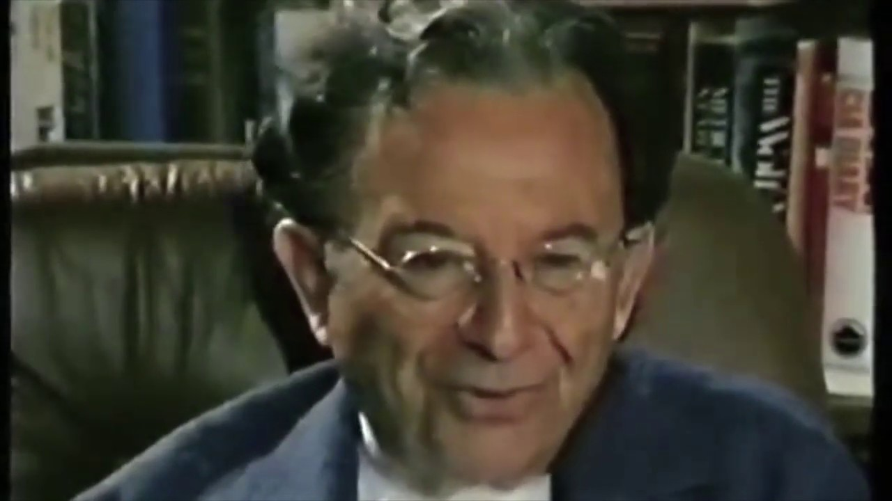 Erich Fromm 1980