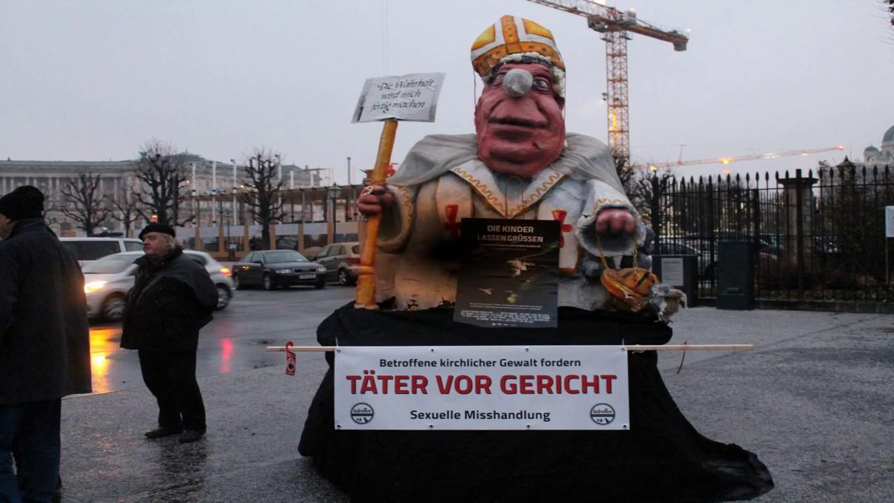 """""""Geste der Verantwortung"""" - Kritik vor dem Parlament - 17.11.2016"""