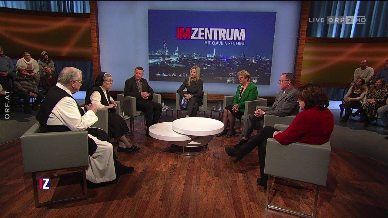 IM ZENTRUM: Von Missbrauch bis Vertuschung - die Kirche zwischen Schuld und Sühne So, 10.02.2019