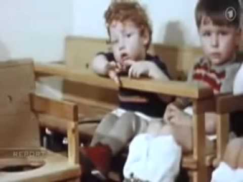 Katholische Säuglingsheime bis 1977