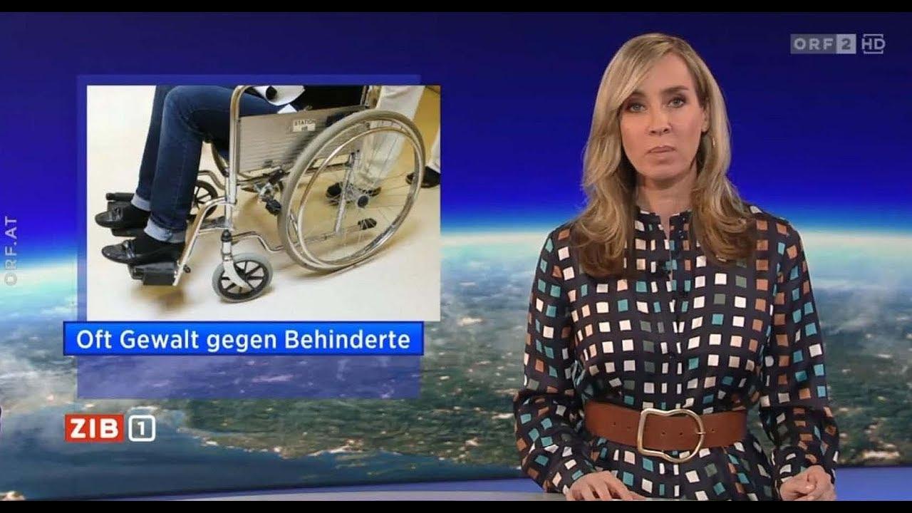 Gewalt an behinderten Menschen - ORF-ZIB 12. 12. 2019