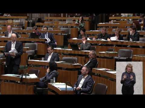 Nationalratssitzung - Dagmar Belakowitsch Jenewein - FPÖ - 26.04.2017