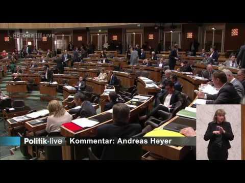 Nationalratssitzung - Verbrechensopfergesetz - 26.04.2017