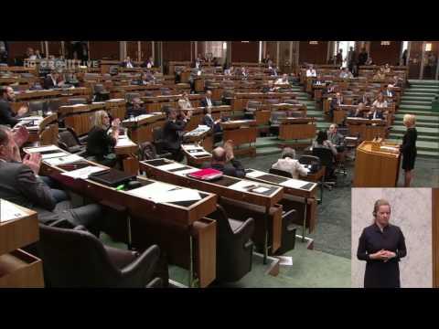 Nationalratssitzung - Doris Bures - SPÖ - 26.04.2017