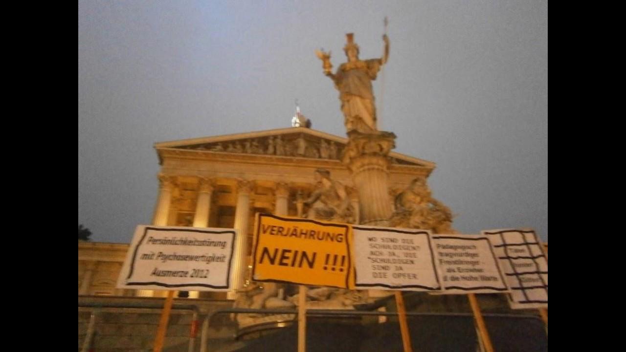 Ö1 - Bernd Koschuh - Missbrauchsopfer-Kritik an Staatsakt - 11.11.2016