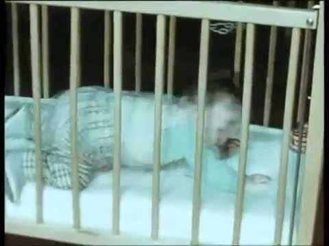 Film aus Kinder- und Säuglingsheimen in Zürich von Dr. Marie Meierhofer, Teil 1