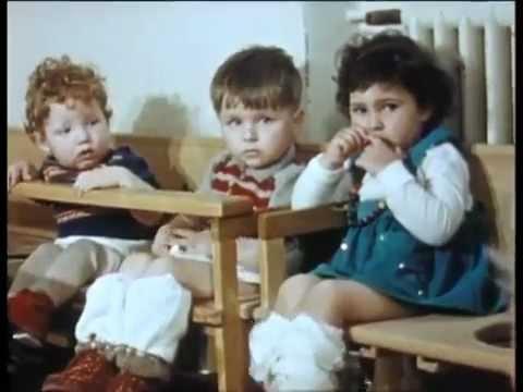 Film aus Kinder- und Säuglingsheimen in Zürich von Dr. Marie Meierhofer, Teil 3