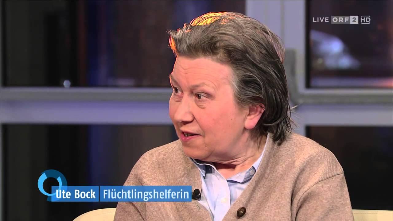 Ute Bock im ZENTRUM